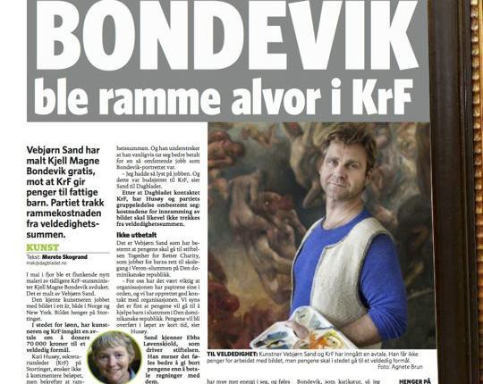 Artikel Dagbladet